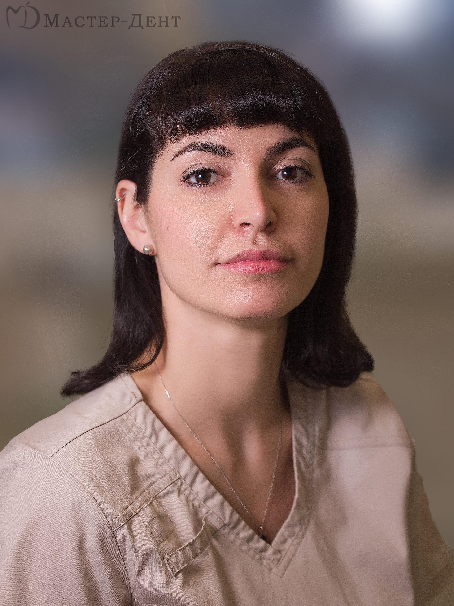 Акиньшина Мария Владимировна
