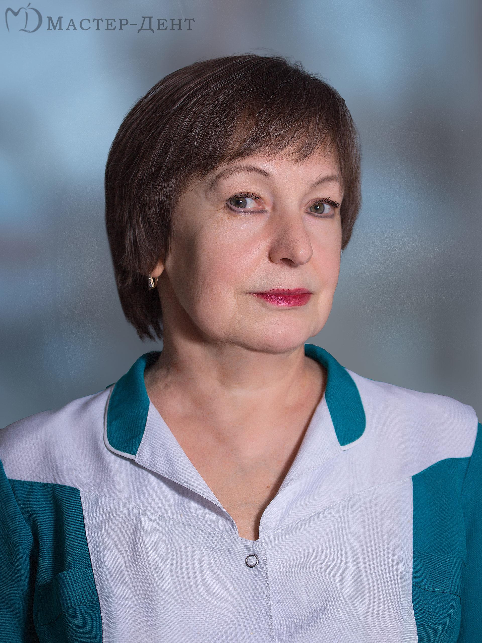 Зыкова Людмила Николаевна