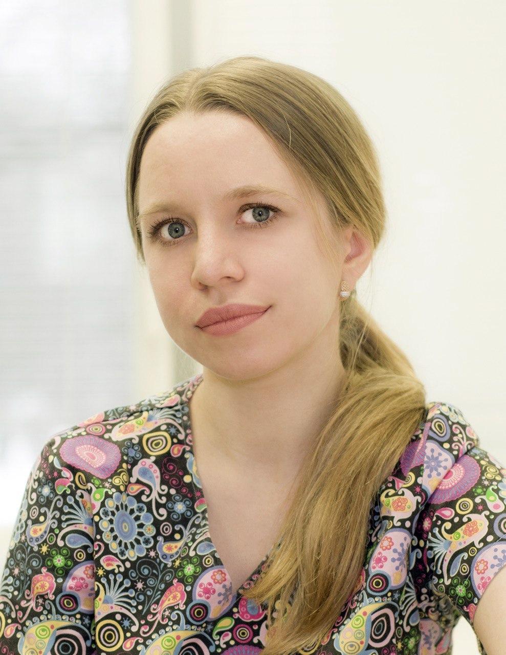 Попова Дарья Алексеевна